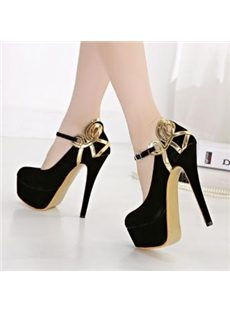 Chic Assorted Colors Stiletto Heels