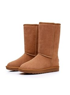 Comfortable & Concise Snow Boots