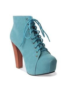Concise Comfortable Chunky Heels Ankle Boots