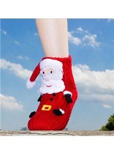 Cute Christmas Floor Socks