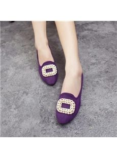 Fabulous Solid Color Flats