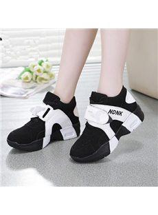 Fashionable Dermis  High-top Sneaker