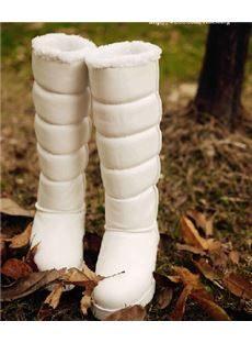 New Arrival Flat Heel Winter Warm Snow Boots