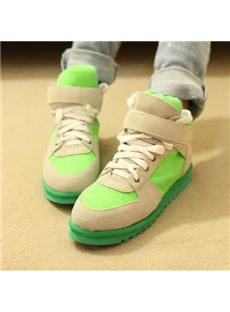 New Arrival High Fluorescent Color For Casual Shoes