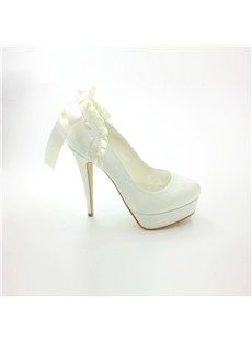 New Platform Closed Toe Stiletto Heels Prom/Evening Shoes