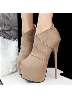 Sexy Nightclub High Heels Boots