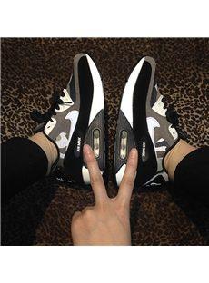 Sweet Lace-up Platform Sneaker
