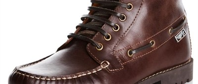 Fashion 4 Shoes - Barron Leather Lace-up