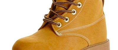 Fashion 4 Shoes - Carrot Lace Up Boot