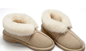 Fashion 4 Shoes - Adult Slippers- Sand