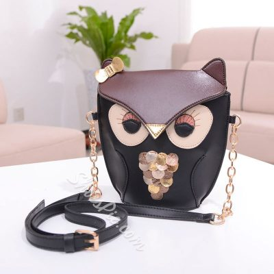 Shoespie Animal Crossbody Handbag