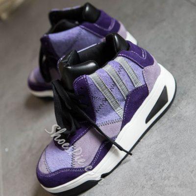 Shoespie Chic Corlor Block Sneakers