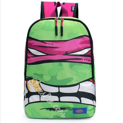 Shoespie Chic Print Backpack