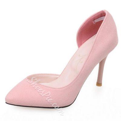Shoespie Elegance D'orsay Stiletto Heels