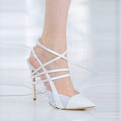 Shoespie Elegant Strappy Looks Stiletto Heels