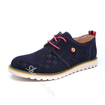 Shoespie Lace Up Men's Sneakers