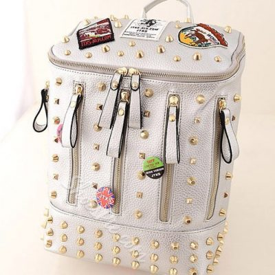 Shoespie Rivet Big Backpack