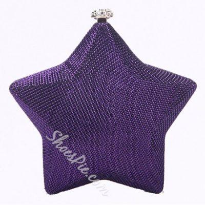 Shoespie Star Clutch Handbag