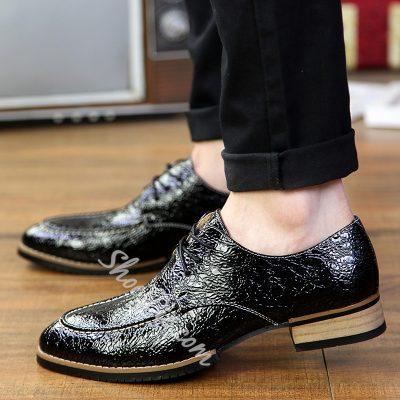 Shoespie Mens Oxfords