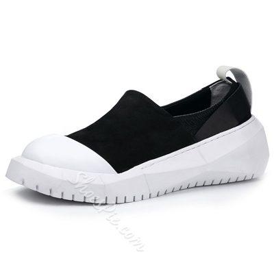 Shoespie Unique Thick Outsole Mens Casuals