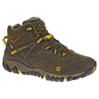 Fashion 4  Shoes - Men's All Out Blaze Mid Waterproof