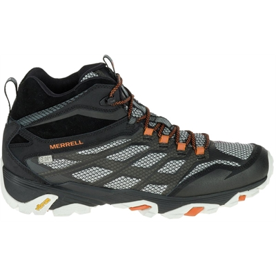 Fashion 4  Shoes - Men's Moab FST Mid Waterproof