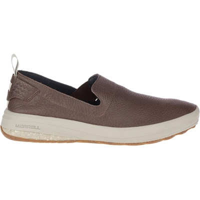 Fashion 4  Shoes - Men's Gridway Moc Leather