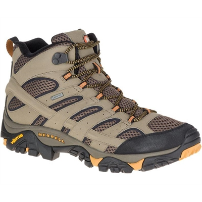 Fashion 4  Shoes - Men's Moab 2 Mid Gore-Tex Wide
