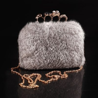 Shoespie Versatile Soft Square Clutches & Evening Bags