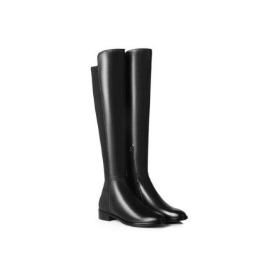 Fashion 4 Shoes - Ever UGG Ladies Elena Knee-High Tall Boots #21575 - Black / AU Ladies 4 / AU Men 2 / EU 35