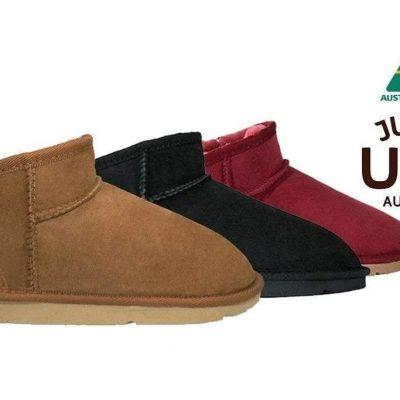 Fashion 4 Shoes - Jumbo UGG Australian Made Classic Mini Boots#JBMINI - Jester / AU Ladies 8 / AU Men 6 / EU 39