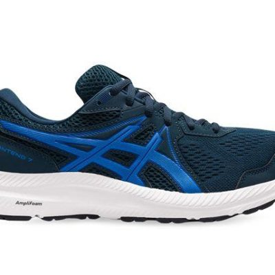 Fashion 4  Shoes - Asics Gel-Contend 7 Mens French Blue Electric Blue