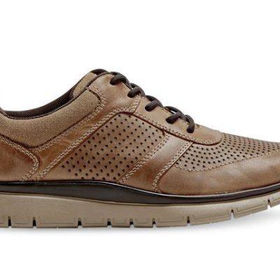 Fashion 4  Shoes - Rockport Primetime Casual Ubal Mens Tan Leather