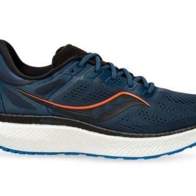 Fashion 4  Shoes - Saucony Hurricane 23 Mens Space Royal Fire