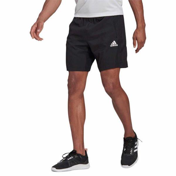 Fashion 4 Shoes - Adidas Aeroready Designed 2 Move Woven Sport Shorts  Size XS Mens