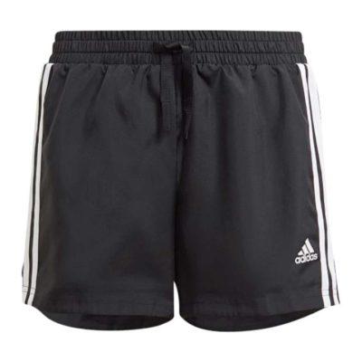 Fashion 4 Shoes - Adidas Designed To Move 3-Stripes Shorts  Size 3-4 Kids