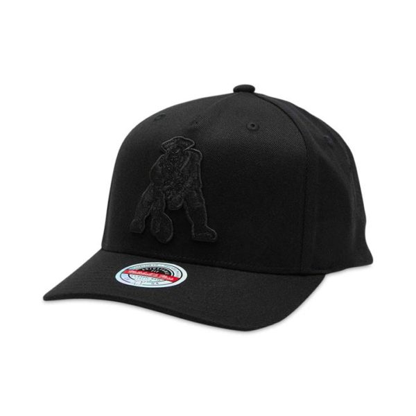 Fashion 4 Shoes - Mitchell & Ness New England Patriots Classic Red Interception Hat  Size OS Unisex