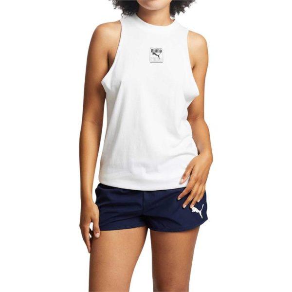 Fashion 4 Shoes - Puma Rebel Muscle Tank  Size XS Womens