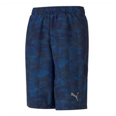 Fashion 4 Shoes - Puma Active Sport Aop Woven Shorts  Size XS Kids