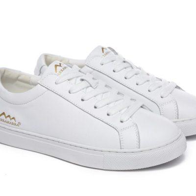 Fashion 4 Shoes - White Sneakers Women Verena - White / AU Ladies 10 / AU Men 8 / EU 41